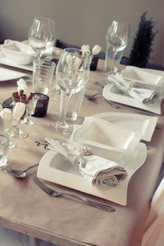 Dinner party  http://skiglari-norppa.blogspot.com