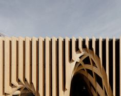 France pavilion gears up for the opening of expo Milan 2015