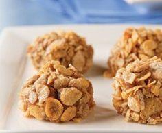 Crunchy Sweet Potato Oaties