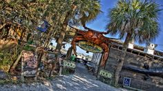 Crab Shack at Tybee Island you must try this place if you every get to GA!