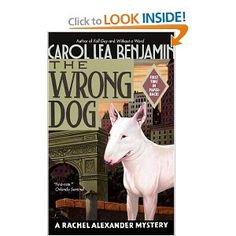 These are so good, and so well-written! C.L.B. is also the author of some great training books! The Wrong Dog: A Rachel Alexander Mystery (Rachel Alexander & Dash Mysteries)
