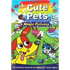 Cute Pets Magic Pictures