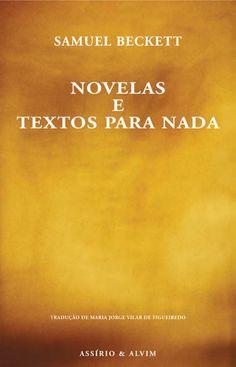 #samuel #beckett #novelas #textos-para-nada