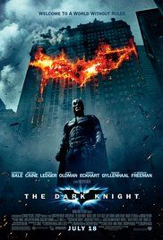 The Dark Knight - Action, Crime, Drama - When the menace known as the Joker wreaks havoc and chaos on the people of Gotham, the caped crusader must come to terms with one of the greatest psychological tests of his ability to fight injustice.
