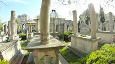 Stock Footage - Cemetery With Tombs and Graves 5   VideoHive