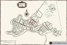 Stadsplanering Ekenäs stad uti Nyland, 1696 Helsinki, Finland, Art, Art Background, Kunst, Performing Arts, Art Education Resources, Artworks