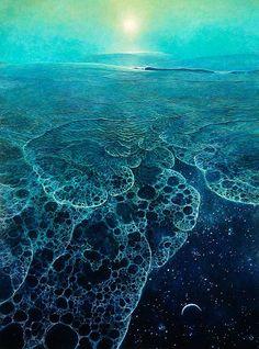 Mračna umjetnost Poljaka Zdzisława Beksińskog - SCKC | SC Kulturni Centar #sea #scenery #photography