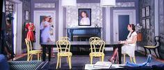 Blair Waldorf's Office & Atelier