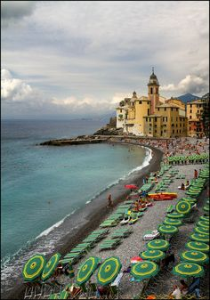 Camogli by Sergio Codogno on 500px - Italy