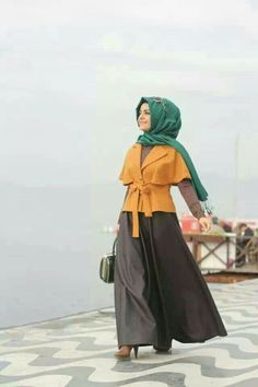 Z style #hijab#muslimah fashion
