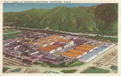 Vintage Travel Postcards
