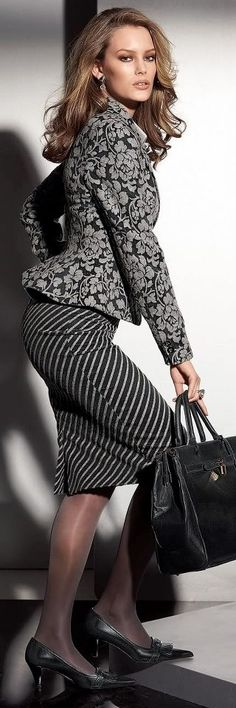 mixed prints ♥✤   Keep the Glamour   BeStayBeautiful