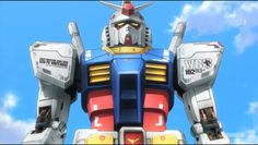 Gundam Build Fighters: episodio 4 – G-MUSE