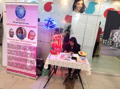 Global Vision, Mumbai conducted Cancer Awareness Activity-Fund raising at Hypercity 2nd to 3rd Jan 2014