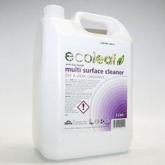 Ecoleaf | Multi Surface Cleaner | 1 X 5l