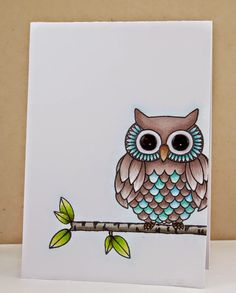 ♥: Wise Owl