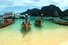 Guia de Viagem: Tailândia, o Oriente Encantado