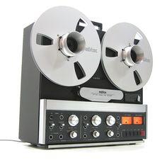 REVOX B77 - Exploration de vos bandes magnétiques, transfert, copie, restauration, numérisation - www.remix-numerisation.fr