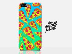 PIZZA iPhone  5s Case, PIZZA iPhone case, Simpsons iPhone 5 case, 90s illustration, pizza iphone 4 case, meme iphone case, awesome cell case by TheSmallPrintCases on Etsy https://www.etsy.com/listing/198061275/pizza-iphone-5s-case-pizza-iphone-case