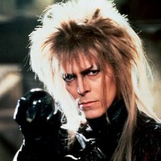 RIP David. I'll remember you like this in #Labyrinth one of my favorite movies! #DavidBowie by mrtelena