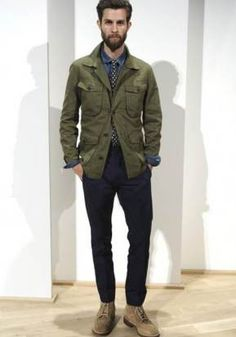 New York Fasihon Week (J.Crew) i like that....