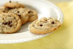 Peanut butter chocolate chip cookies. I am currently baking these for my my IT guy.