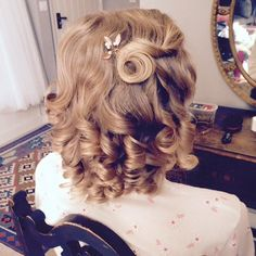 Bridal Hair Up, Up Hairstyles, The Selection, Long Hair Styles, Beauty, Beleza, Hairstyles, Long Hairstyle, Hair Updo