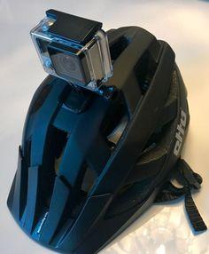 GoPro camera, cycling