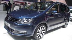 2016 Volkswagen Sharan Highline 2.0 135kW TDI SCR BlueMotion DSG6 - Exte...