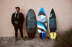 Twinsbros Surfboards accoglie Nicola Bresciani nel proprio TEAM