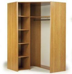 Image result for walk through corner wardrobe