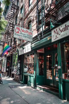 Spend the day like a local in West Village.here are 8 things to do in one of the most desirable residential areas in New York. New York Life, Nyc Life, City Life, Gotham, New York Travel Guide, Ireland Vacation, Ireland Travel, Ireland Landscape, City Aesthetic