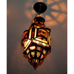 Fine Art Hand Made Chandelier (Morocco) - Overstock™ Shopping - Big Discounts on Sconces & Vanities