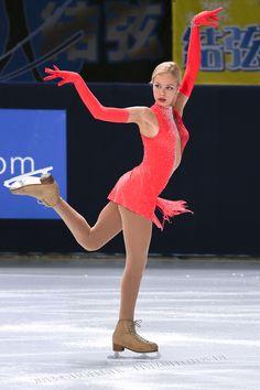 Anna POGORILAYA RUS Short