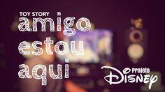 Amigo estou aqui - (Toy Story Cover) - Pedro Amorim   Projeto Disney  