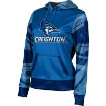 School Spirit Sweatshirt ProSphere Creighton University Mens Pullover Hoodie Digi Camo