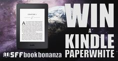 Win new Kindle Paperwhite sent straight 2 your door! Inc. sci-fi fantasy ebks pre-loaded thnx 2 me & 9 other authors http://sffbookbonanza.com/kindle-giveaway-apr-2017/