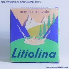 Litiolina  Lacdor - Anni Cinquanta / Sessanta.