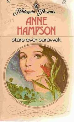 Woman searches for husband in Sarawak, finds large flower, invokes old legend when saved three times by oil company boss. Stars over Sarawak by Anne Hampson