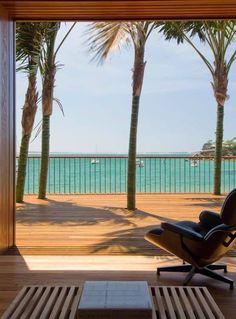 Gunyah Beach House, Sydney, Australia - Clinton Murray Architect