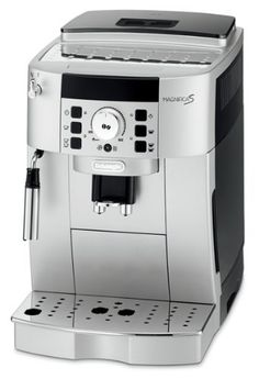 業務用 デロンギ マグニフィカS ECAM22110SBH コンパクト 全自動コーヒーメーカー (エスプレッソマシン)