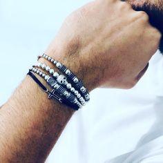 Brățări unisex din argint Friendship Bracelets, Agate, Jewelry, Bead, Jewlery, Jewerly, Schmuck, Agates, Jewels