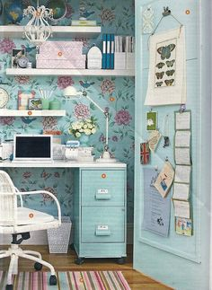 Teen Girl Bedrooms - Incredibly sweet teenage girl room tips and help. View the rad explanation reference 4303159407 now. Teenage Girl Bedrooms, Teenage Room, Girls Bedroom, Bedroom Decor, Bedroom Ideas, Bedroom Shelves, Girl Rooms, Trendy Bedroom, Bedroom Storage