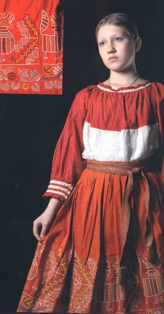 Costumes traditionnels russes et ex URSS | ateliermagique.com