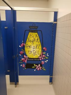 When students return to elementary school next week, they'll be greeted with new, positive murals.