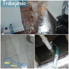 Trabajo de urgencia ! #inundación #cahuache