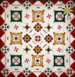 Tis the Season  | Quilting | Block of the month