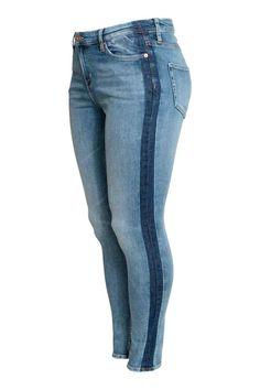 H&M Ideias Fashion, Skinny Jeans, Legs, Totes