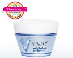 VICHY AQUA-GEL: this is absolutely amazing & has transformed my dry skin