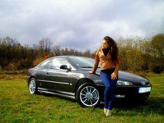Girls and 406 Coupe